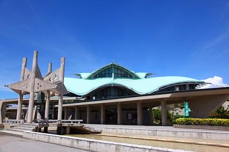 「宜野湾市移住」コンベンションセンター