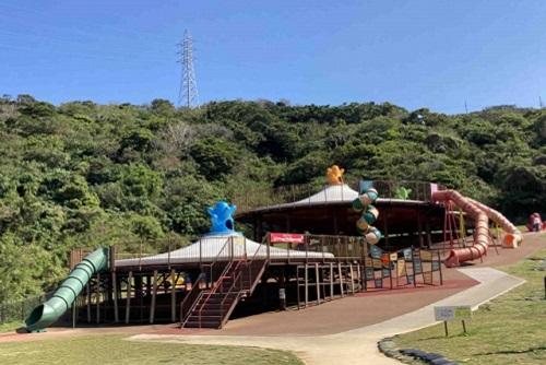 沖縄移住 中城公園